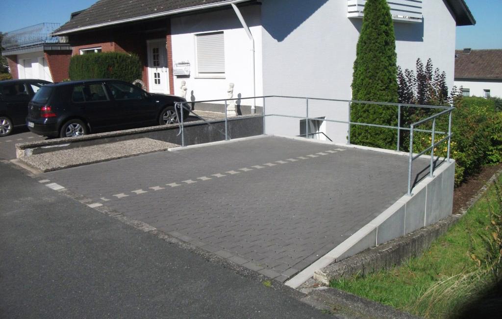 Parkplätze bei möblierten Wohnungen